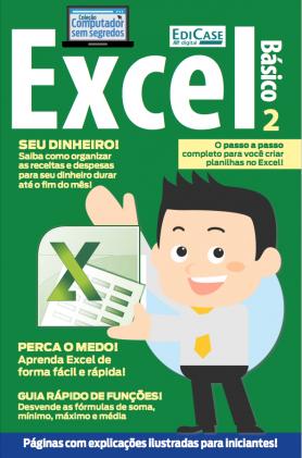 Coleção Computador Sem Segredos - Ed. 2 - Excel Básico
