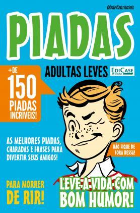 Coleção Piadas Incríveis Ed. 3 - Adultas Leves