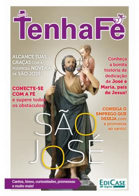 Coleção Tenha Fé Ed. 1 - São José