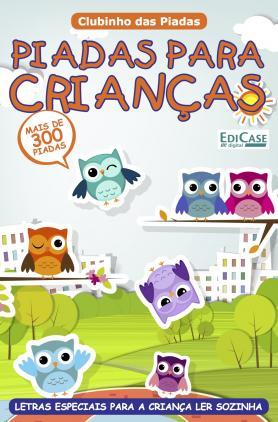 Clubinho das Piadas - Ed.18