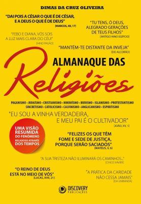 Almanaque das religiões Ed. 01