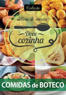 Coleção Doce Cozinha Ed.02 - Comidas de Boteco