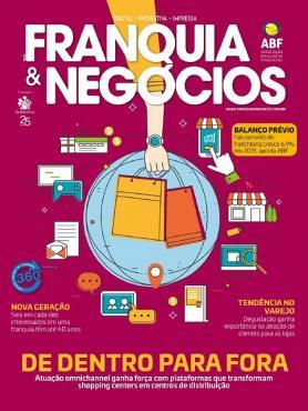 Revista Franquia & Negócios Ed. 89