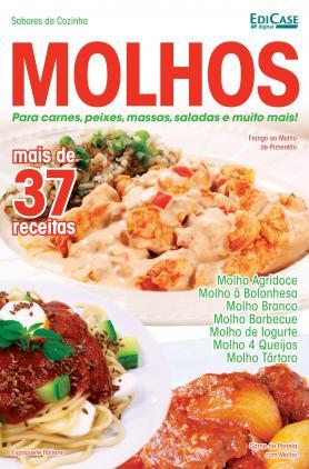 Sabores da Cozinha Ed. 4 - Molhos