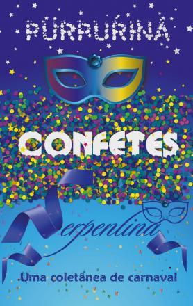 Purpurina confetes serpentina