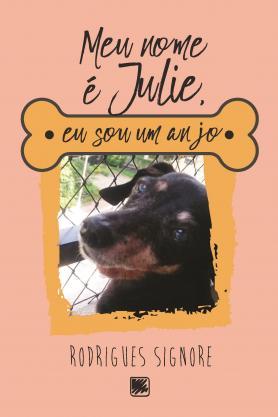 Meu nome é Julie, eu sou um anjo