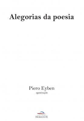 Alegorias da poesia