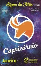 Signo do Mês Ed. 07 - Capricórnio