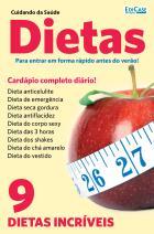Cuidando da Saúde Ed. 9 - Cardápio Dietas