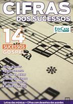 Cifras dos Sucessos Ed. 1 - Gospel