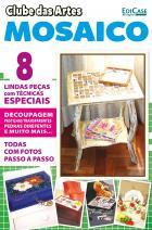 Clube das Artes Ed. 2 - Mosaico