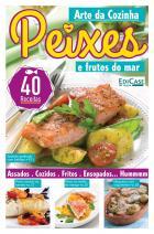 Arte da Cozinha Ed. 17 -  Peixes e Frutos do Mar