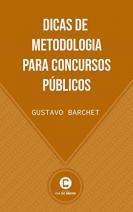 Dicas de Metodologia para Concursos Públicos