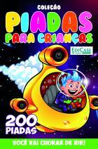 Coleção Piadas Para Crianças Ed. 4