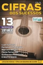 Cifras Dos Sucessos Ed. 3 - Sertanejo Universitário