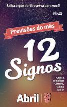 Previsões do Mês Ed. 10 - 12 Signos