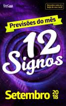 Previsões do mês - Ed 3: 12 signos