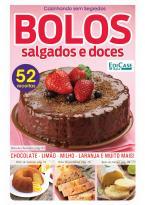 Cozinhando Sem Segredos Ed. 2 - Bolos Salgados e Doces