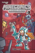 Minecomics: A ameaça de Zork Ed. 3
