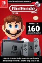 Nintendo World Especial Ed. 16 - Guia Nintendo Switch