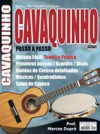 Revele Seu Talento Especial Ed. 4 - Cavaquinho
