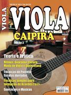 Revele Seu Talento Viola Caipira Ed. 3