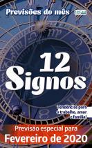Previsões do Mês Ed. 20 - 12 signos - Fevereiro/2020