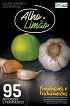 Coleção Alimentos e Seus Benefícios Ed. 12 - Alho e Limão