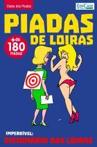 Clube das Piadas Ed. 4 - Piadas de Loiras
