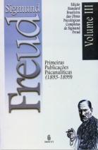 Edição standard brasileira das obras psicológicas completas de Sigmund Freud: Volume III