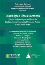Constituição e Ciências Criminais