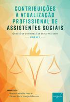 Contribuições à atualização profissional de assistentes sociais