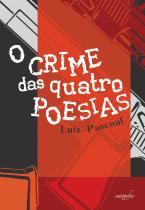 O crime das quatro poesias