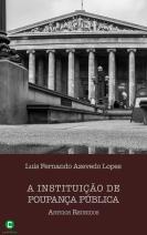 A Instituição de Poupança Pública