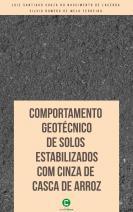 Comportamento geotécnico de solos estabilizados com cinza de casca de arroz