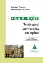 Contribuições Teoria Geral Contribuições Em Espécie