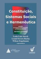 Constituição Sistemas Sociais e Hermenêutica Nº 09