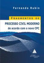 Fragmentos de processo civil moderno de acordo com o novo CPC