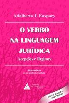 O Verbo na Linguagem Jurídica