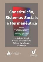 Constituição Sistemas Sociais e Hermenêutica Nº 10