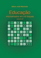 Educação - Microensaios em Mil Toques Vol.3